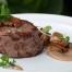 Restaurante Los Cedros | Solomillo de Ternera con Terrina de Bacon y Parmesano